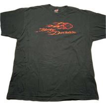 Vintage Harley Davidson Men's Size 2XL T Shirt Tokyo Japan Made In Usa B... - $39.93
