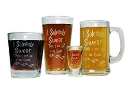 I Solemnly Swear That I Am Up To No Good Ultimate Gift Set w/Mug, Pint, ... - $86.84