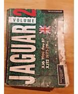 JAGUAR xj6 xj12 catalog Volume 2 special interest carparts - $6.92