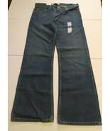 Levis 527 Men's 33'x32' Slim Boot Cut Jeans NWT 05527-4257 Dark Blue FAS... - $49.49