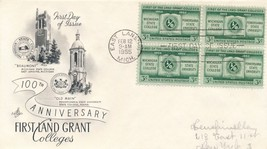 US FDC #1065 First Land Grant Colleges - 2/12/55 Art Craft - $2.00
