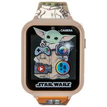 Accutime Star Wars The Mandalorian and The Child Interactive Kids Watch Multi-C - $43.98