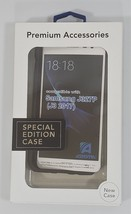 Samsung J327P Phone Case for J3 2017 Black Classic Smartphone Special Ed... - $8.42