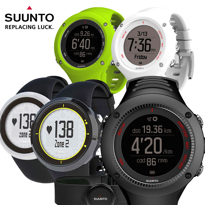 SUUNTO SUUNTO Sport Watches Collection SALE  Woman-Mens Sport Watch / Heart Rate