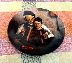 """""""The Music Maker"""" Rockwell Heritage Collection - $4.99"""