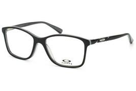 Oakley Brille Showdown Schwarz Quarz W / Klar Demo Gläser OX1098-03 53 - $166.65