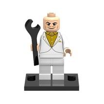 1 Pcs Super Heroes Figure Egg Head Fit Lego Building Block Minifigures Toys - $6.99