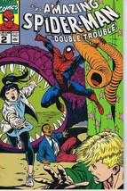 Amazing Spider-Man Double Trouble #2 ORIGINAL Vintage 1993 Marvel Comics - $9.89