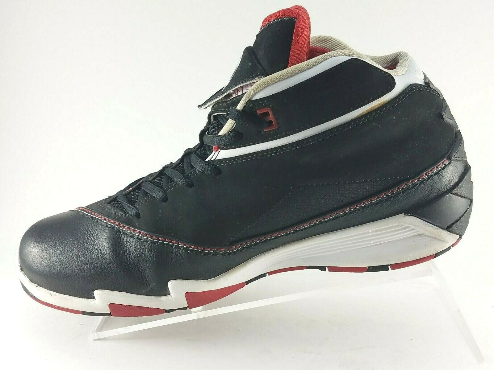 CONVERSE WADE 3 Mens MID SNEAKERS, SIZE 10 LEATHER