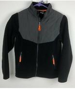Champion Black M8-10 Kids Boy Fleece Jacket C-1 - $16.82
