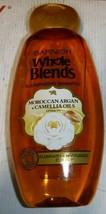 Garnier Whole Blends Shampoo w/ Moroccan Argan & Camellia Oils Extracts Dry Hair - $7.41