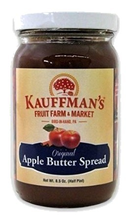 Kauffman's Homemade Original Apple Butter, 8.5 Oz. Jar