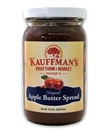 Kauffman's Homemade Original Apple Butter, 8.5 Oz. Jar - £6.30 GBP