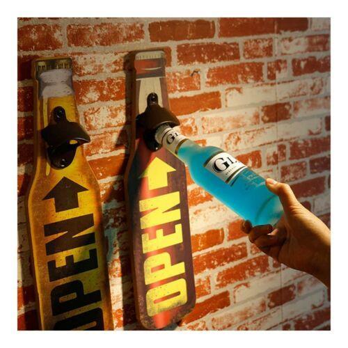 America Loft Beer Bottle Opener Wall Hanging Decoration 7