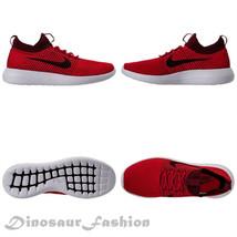 NIKE ROSHE TWO FLYKNIT V2 <918263-600> Men's CASUAL- RUNNING Shoes,New w... - $59.99