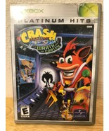 Crash Bandicoot: The Wrath of Cortex Platinum Hits - Original Xbox Game - $28.78