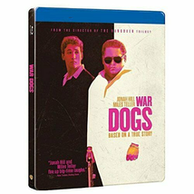 War Dogs  Steelbook (Blu-ray)