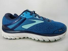 Brooks GTS 18 Size US 9.5 M (B) EU 41 Women's Running Shoes Blue 1202681B495