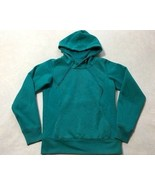 Under Armour XS Teal Turquoise Eclipse Big Logo Storm Hoodie Sweatshirt ... - $14.99