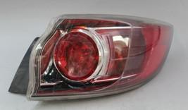 10 11 12 13 Mazda 3 Hatchback Right Passenger Side Tail Light Oem - $69.29