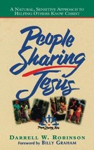 People Sharing Jesus: A Natural, Sensitive Approach to Helping Others Kn... - $2.76