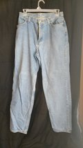 Women's Faded Glory relaxed blue jeans jvc248 - $15.65