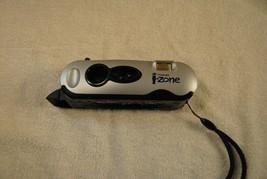 Polaroid Silver I-Zone Pocket Point & Shoot Instant Film Camera - $29.99