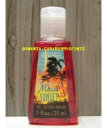 Maui Sunset Pocketbac Antibacterial Sanitizing Hand Gel Bath and Body Works - $4.00