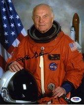 John Glenn NASA Astronaut Signed 8x10 Photo Certified Authentic PSA/DNA COA - $791.99