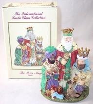 The International Santa Claus Collection The Three Magi Spain Christmas ... - $6.43