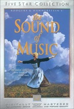 The Sound of Music Five Star Collection DVD