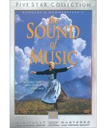 The Sound of Music Five Star Collection DVD  - $7.95