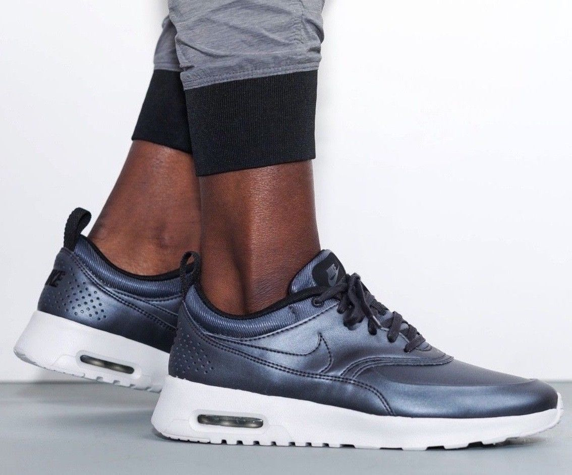 New Nike Air Max Thea Metallic Hematite Wmn and 50 similar items