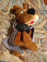 "Toons of Terror 1998 Warner Bros Scooby Doo Vampire Bean Bag NWT 9"" freeship - $15.72"