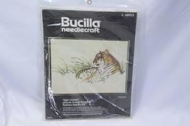 "Bucilla Needlecraft 48903 Tigers Haven Kit 18x24""  - $29.39"