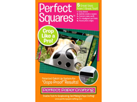 Perfect Paper Crafting Perfect Square Tool