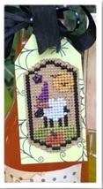 Halloween Sheep Tag Kit cross stitch kit by Shepherd's Bush     - $8.00