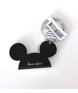 Walt Disney World Mickey Mouse Ears Grandpa Metal Keychain NEW - €15,59 EUR