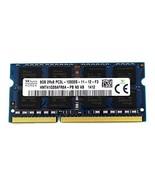 Hynix 8GB DDR3 Memory SO-DIMM 204pin PC3L-12800S 1600MHz HMT41GS6AFR8A-PB - $35.89