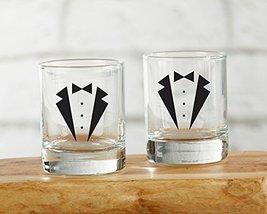 16 Tuxedo Shot Glasses - $102.71