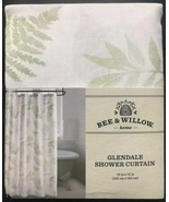 Bee & Willow Fabric Shower Curtain - Home Glendale Floral 72x72 - $29.65