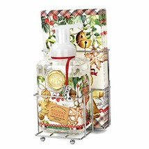 Michel Design Works Foaming Soap Napkin Set, Holiday Treats - $34.50