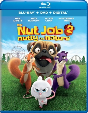 Nut Job 2-Nutty By Nature (Blu Ray/DVD W/Digital)