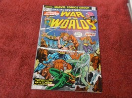 Amazing Adventures LOT * Issues 23, 26 & 27 * Killraven: WAR OF THE WORL... - $12.00