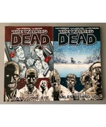 The Walking Dead Vols 1 & 2 Days Gone Bye and Miles Behind Us. Pick Yours - $6.81+