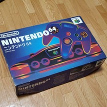 Nintendo Old Generation Game Console 64 - $125.25