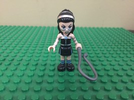 Lego DC Super Hero Girls Lanisha Tank With Whip 41233 Brand New Minifigure - $7.91