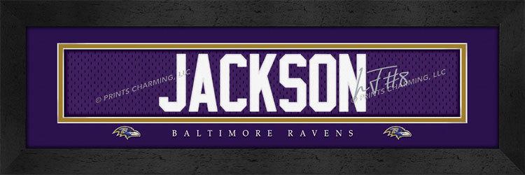 online retailer a8d2c f64a9 Lamar Jackson Baltimore Ravens Signature and 50 similar items