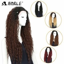 NOBLE STAR Lace Front Wigs Synthetic30inches, TT1B/33E - $45.22