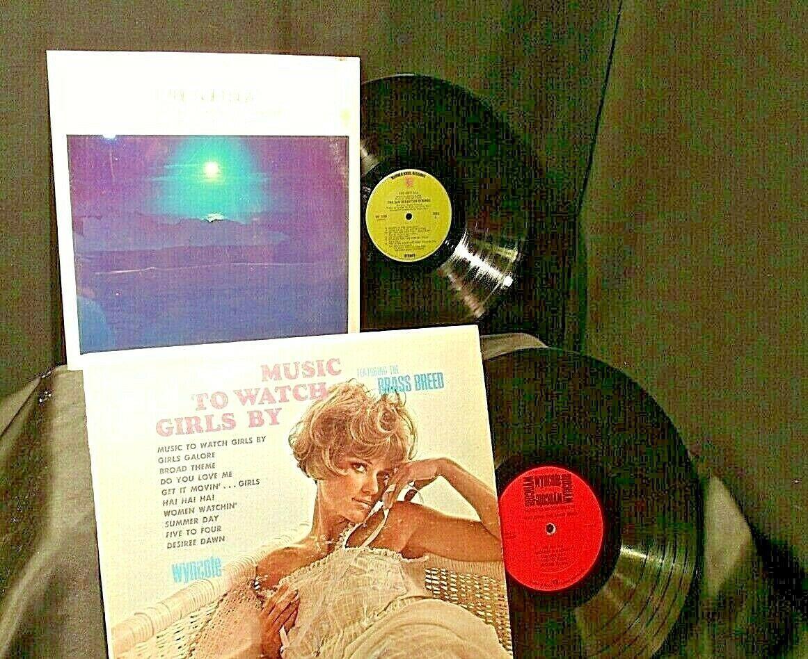 San Sebastian Strings – Soft Sea & Brass Breed – Music To Watch Girls By AA-1